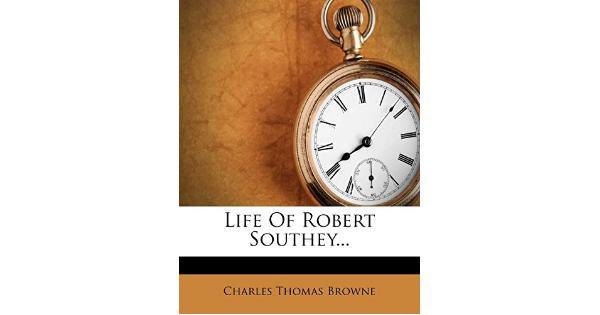 Nabu Press Life Of Robert Southey   Massgenie  Wall Calendar Frame Plan - Item 49887 Clone