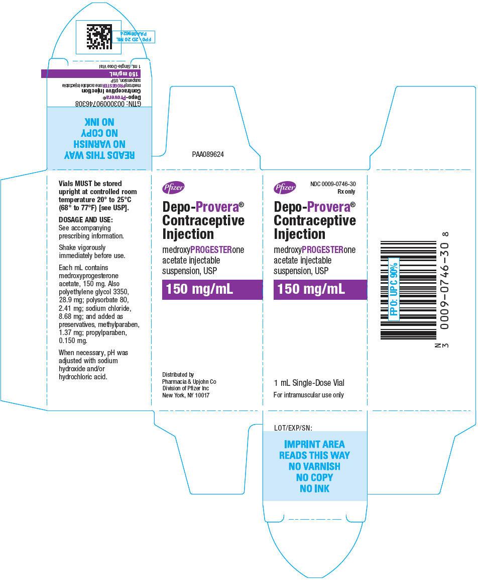 Ndc 0009-7376 Depo-Provera Medroxyprogesterone Acetate  Depro Provera Ndc 2021