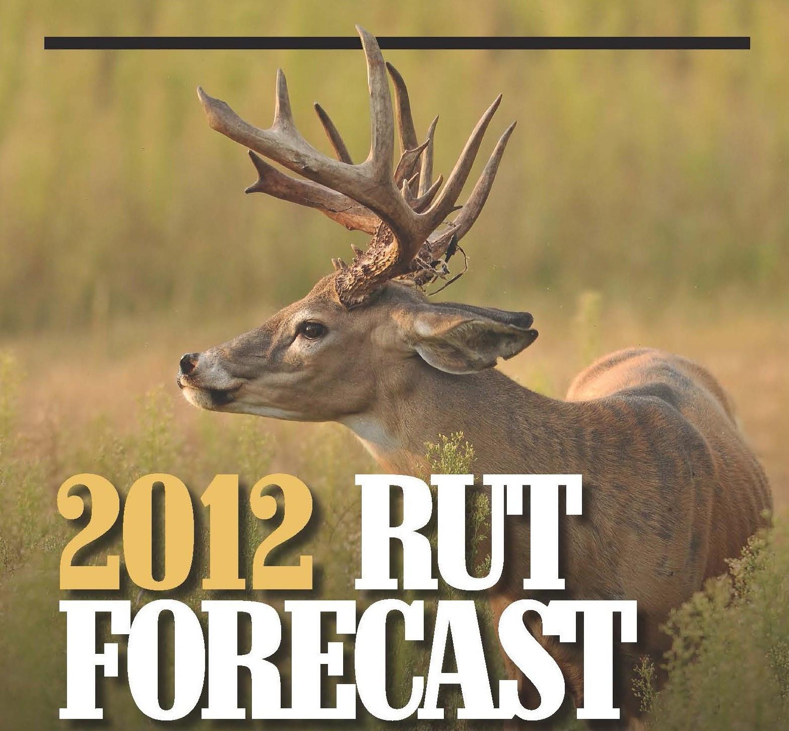 Nj Deer Rut Forcast 2021 - Template Calendar Design  When Will The Rutt Start In Ga