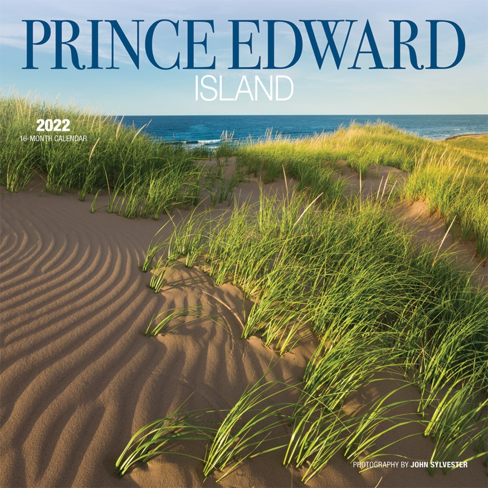 Prince Edward Island 2022 12 X 12 Inch Monthly Square Wall  Wall Calendar Holder For 12 X 12 Calendar