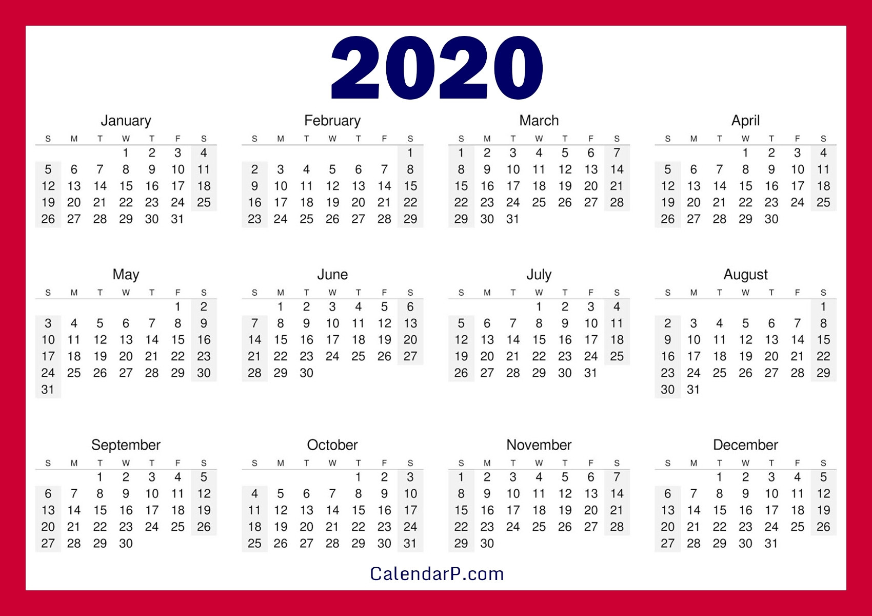 Print Free Calendar Horizontal | Month Calendar Printable  Free Printable One Month Calendar
