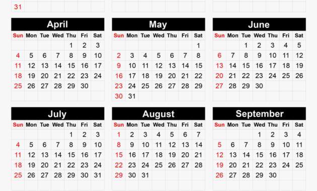 Printable Wallet Size Calendar 2021 | 2021 Printable Calendar  Printable Pocket Calendar 2021