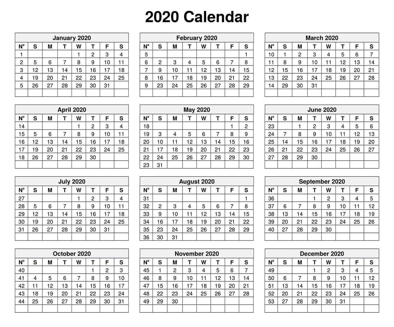 Yearly Calendar Template With Notes 2020 - 2019 Calendars  Small December 2021 Calendar Printable